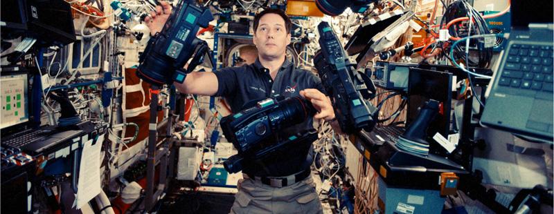 Thomas Pesquetna estação espacial internacional: 63 experiências a realizar.