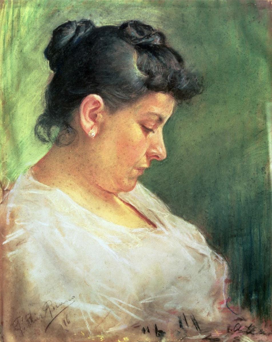 Picasso, sua mãe e a tela cubista