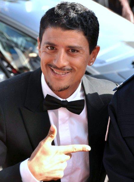 O ator Saïd Taghmaoui, no único longa-metragem realizado por Alain Soral.