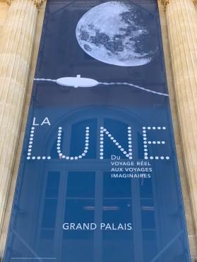 Exposição A Lua - Grand Palais - Paris21