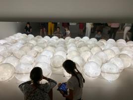 Exposição A Lua - Grand Palais - Paris31